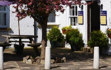 The Pheasant Inn - Not Long Now!